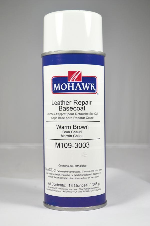 Mohawk Leather Repair Basecoat Warm Brown M109 3003