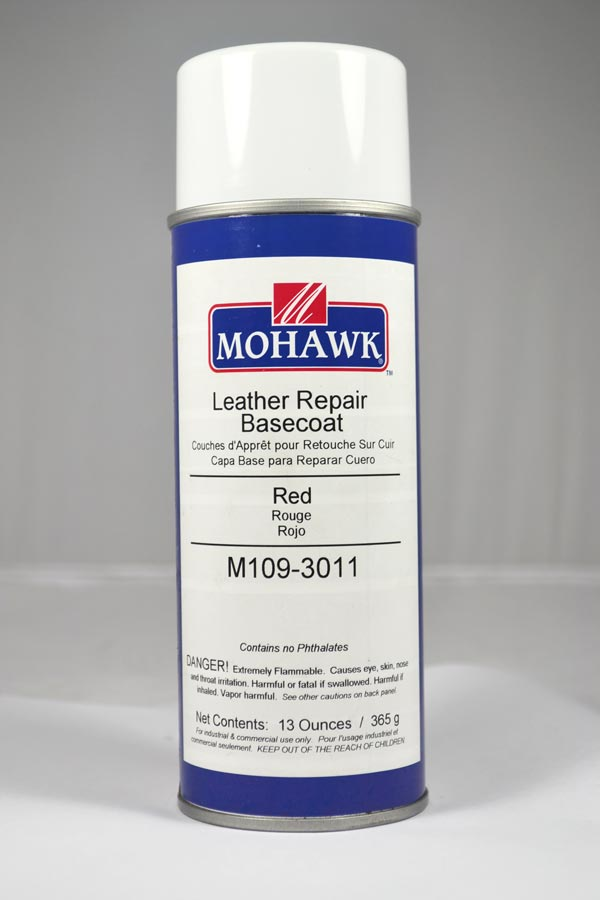 Mohawk Leather Repair Basecoat   Red   M109 3011