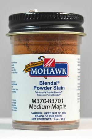Mohawk Blendal Powder Stain Medium Maple M370 83701 20 12