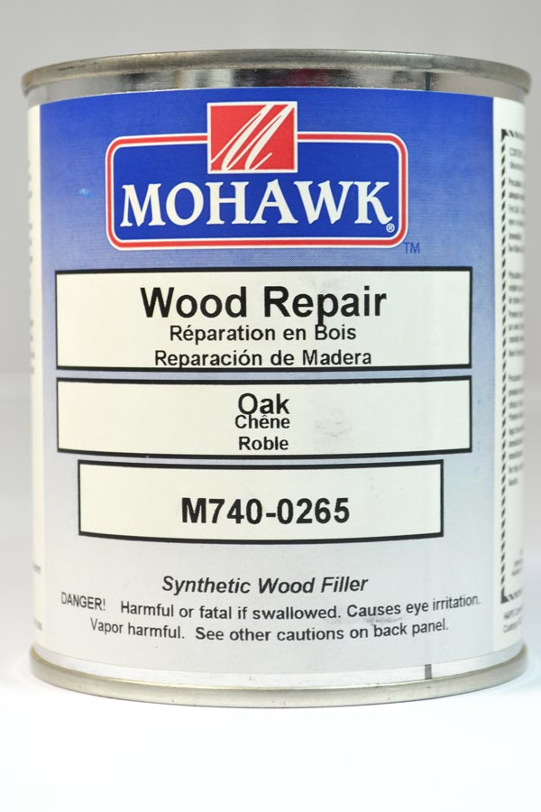 Mohawk Wood Repair Oak Pt M740 0265