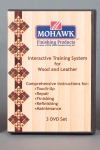 Mohawk DVD Set Of 3  Wood Leather & Finishing - M900-0040
